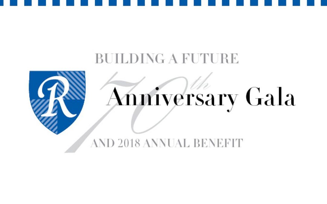 May 8th The Reece School 70th Anniversary Gala