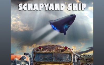 Scrapyard Ship